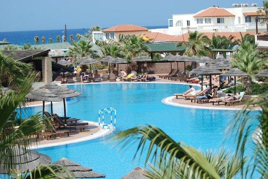 Stella Palace Resort & Spa:                                     depuis notre chambre