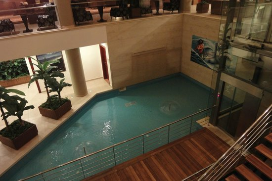Stella Palace Resort & Spa:                                     hall d'accueil