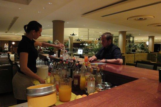 Stella Palace Resort & Spa:                                     le bar