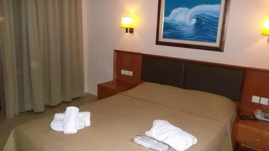 Stella Palace Resort & Spa:                                     notre chambre