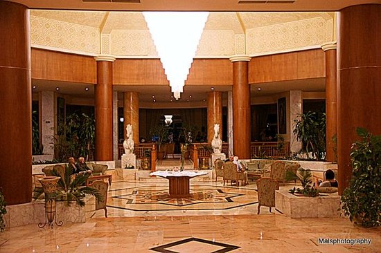 ClubHotel Riu Bellevue Park:                   Reception area