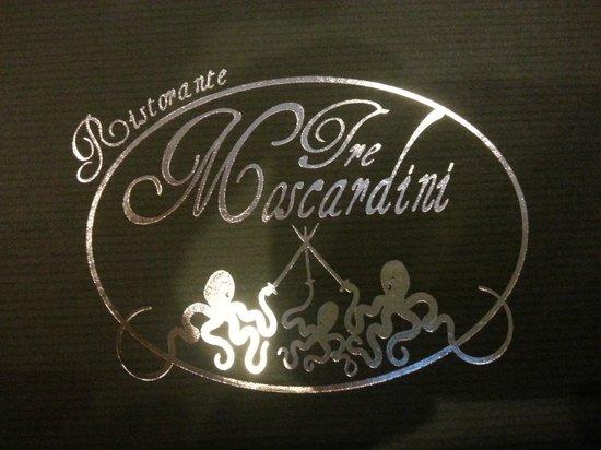 Tre Moscardini:                   Logo