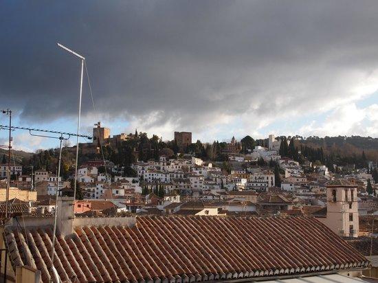 Melia Granada:                   vistas al despertar