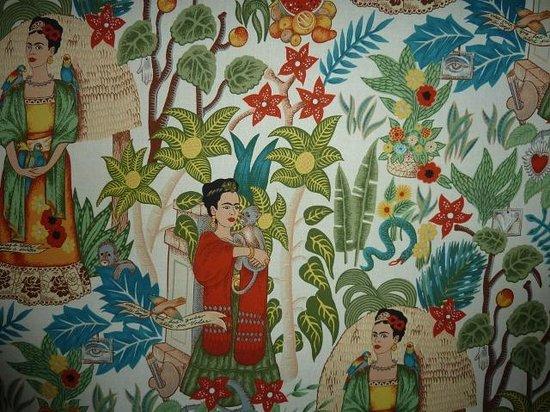 El Jardin de Frida:                   DETTAGLIO