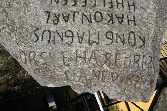 Randers, Dinamarca:                   Norke nærførere har også vært her