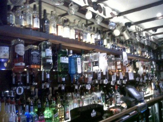 Braeval Hotel:                   Fantastic Bar {80 + Scottish Whisky & Great Local Real Ale's}
