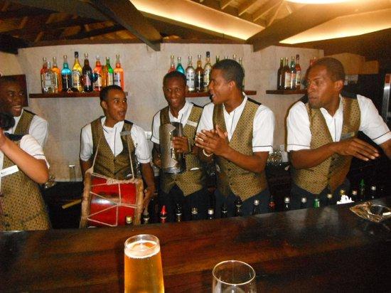 Sirenis Punta Cana Resort Casino & Aquagames:                   Barmen