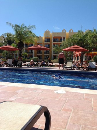 The Royal Haciendas, All Inclusive, All Suites Resort:                   Size does matter