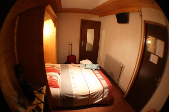 Hotel le Soly : Chambre