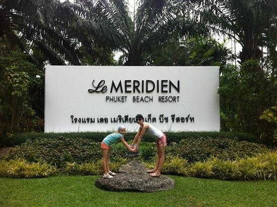 Le Meridien Phuket Beach Resort:                   незабываемый отдых в Le Meridien