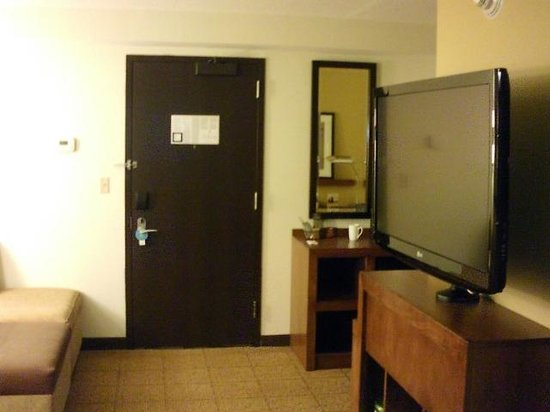 Hyatt Place Long Island East End: Flat screen tv was alright.