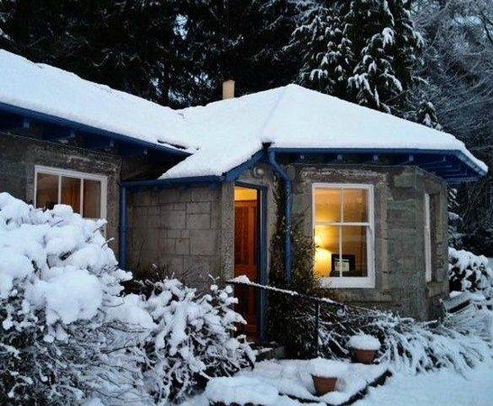Castle Menzies Farm Holiday Cottages:                   West Lodge