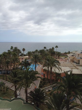 Bahia Feliz, Spain:                   View with sea