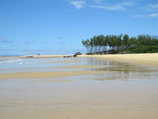 A Day in Africa Lodge : Sodwana beach