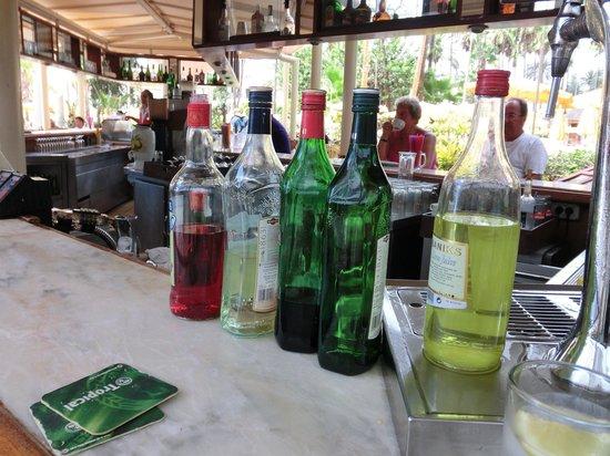 Hotel Eugenia Victoria :                   le bar