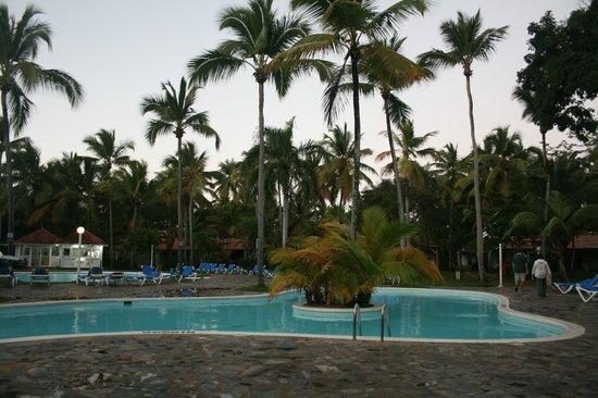 Grand Paradise Samana:                   Pool