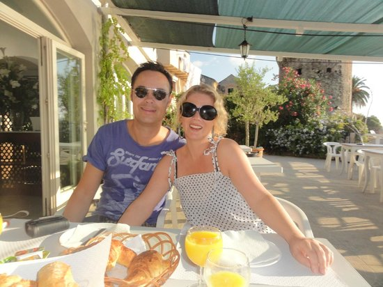 Hotel Torre Mare : Lovely breakfast!
