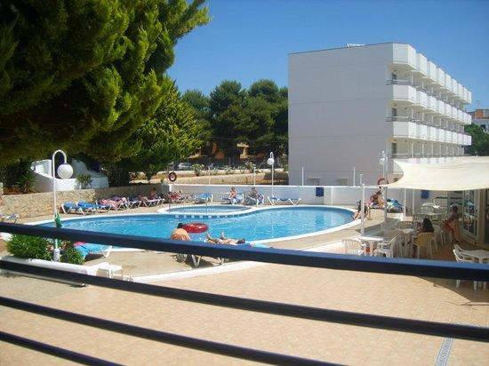 Hotel Club La Noria: vista dalla camera