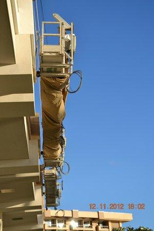 Hyatt Regency Maui Resort and Spa: Umbauarbeiten