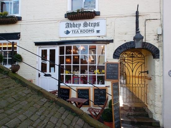 Abbey Steps Tea Room And Guest House