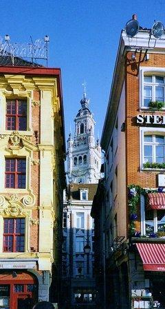 Lille, Immeubles Classés monuments historiques de la Grand Place