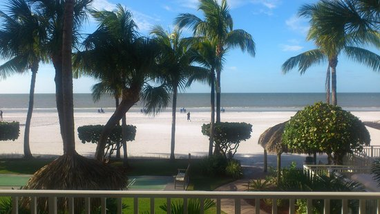 BEST WESTERN PLUS Beach Resort: Very nice view from room #207