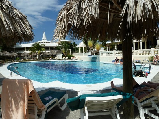 ClubHotel Riu Negril:                   one of the pools