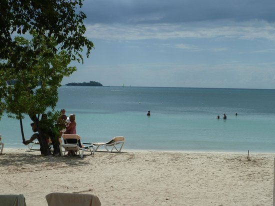 ClubHotel Riu Negril:                   sea view