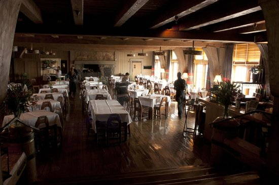 Timberline Lodge:                   Restaurant