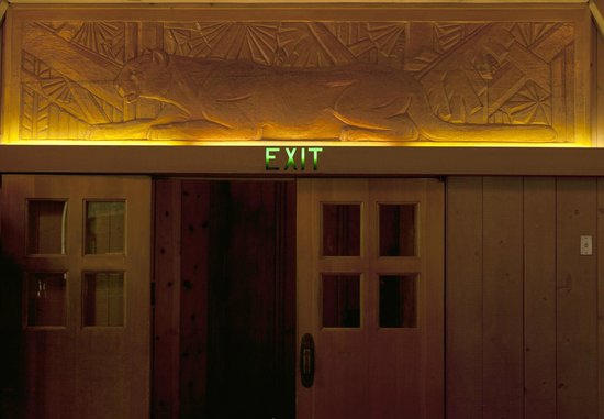Timberline Lodge :                   Exit