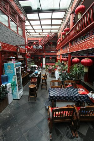 Imperial Courtyard Hotel: Beijing Imperial Courtyard