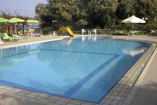 Seaside Apartments:                   Pool - Nichtschwimmerbereich