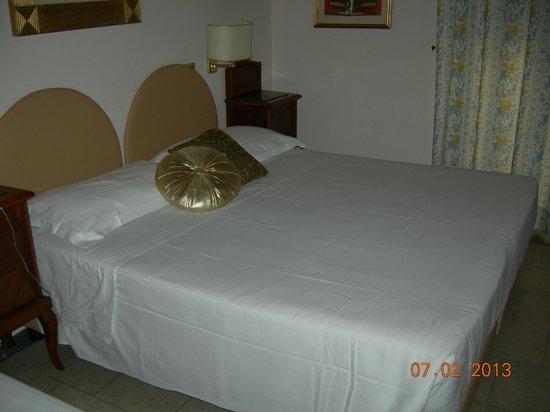 Hotel Sant Angelo:                   Çift kişilik