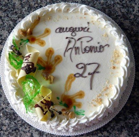 Borgonuovo Gelati : torta gelato