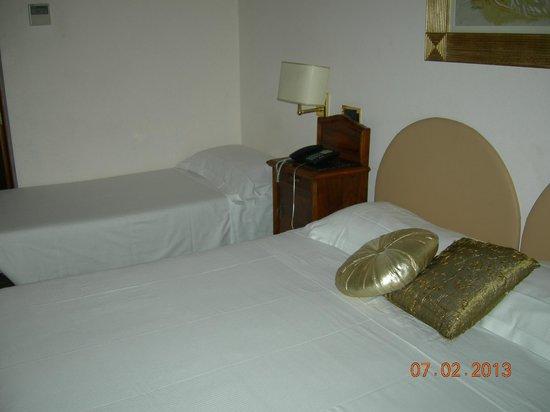 Hotel Sant Angelo:                   Tek kişilik yatak