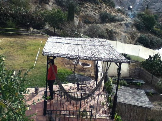 Refugio Romano:                   hotel
