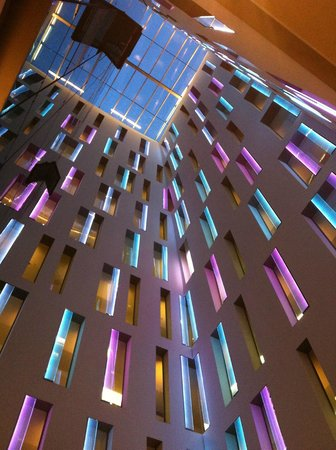 โรงแรมอายเร่ โรเซยอน:                                     L'interno dell'hotel