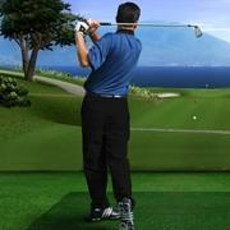 Chip Shots Pub: Golf Simulators