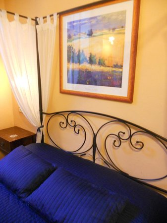Hotel Genesio:                   the room                 