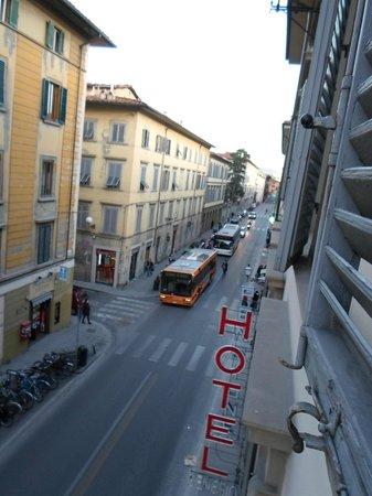 Hotel Genesio:                   Via XXVII Aprile 9, 50129 Florence, Italy