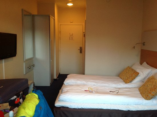 Thon Hotel Europa:                   Double room 2
