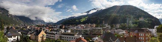 Hotel Schrofenstein: Alpenstadt Landeck