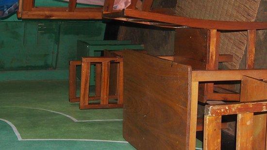 The Home of Edirisa Hostel Museum : Zimmer