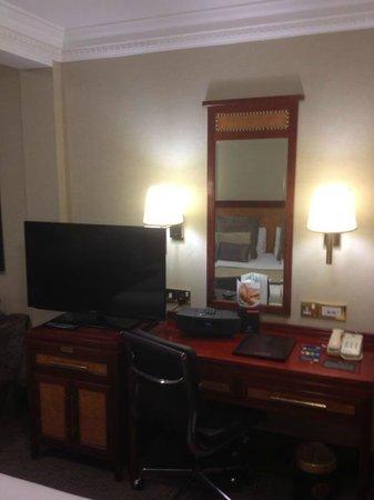 Grange City Hotel: brill smart television