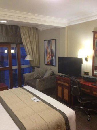 Grange City Hotel: lovely room