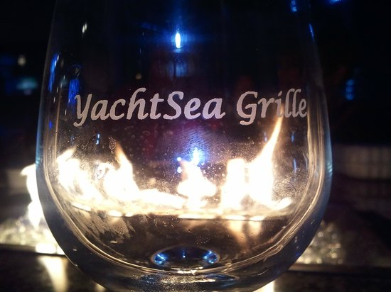 YachtSea Grille:                   Great atmosphere.