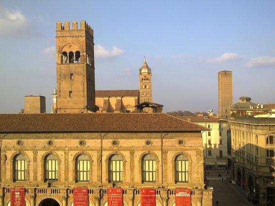 B&B Bologna nel Cuore: Vista sulle torri di Bologna