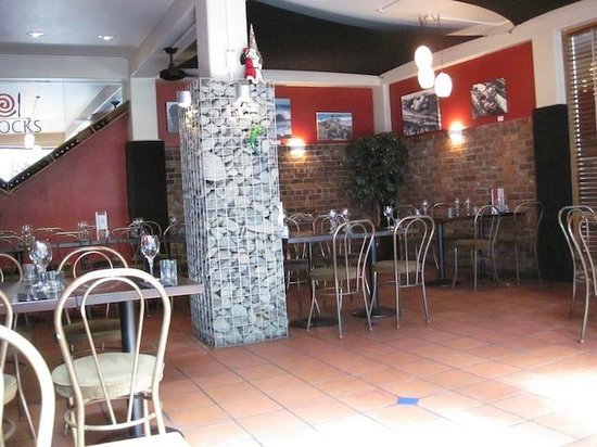 The Rocks Cafe : Another Interior View