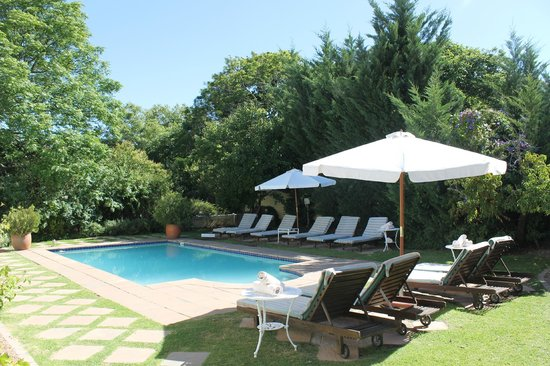 River Manor Boutique Hotel & Spa: Swimmingpool