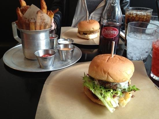 Photo of American Restaurant Chuck's at 237 S Wilmington St, Raleigh, NC 27601, United States